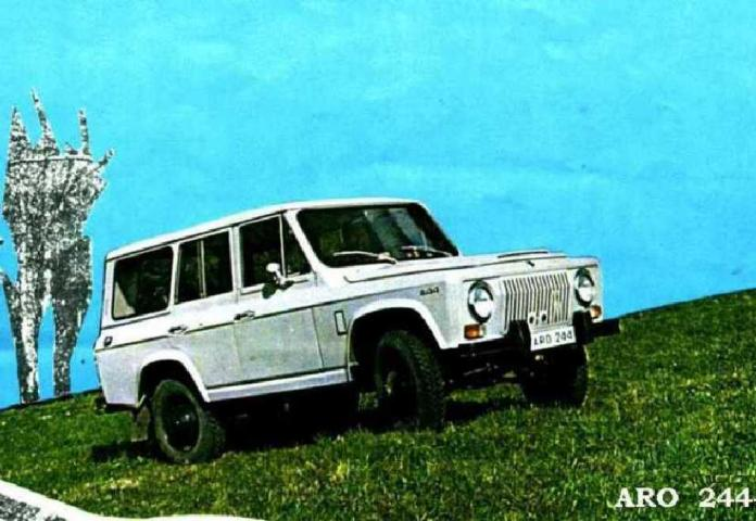 Wrangler Jeep Used File:ARO 244 from 1977.jpg - Wikimedia Commons