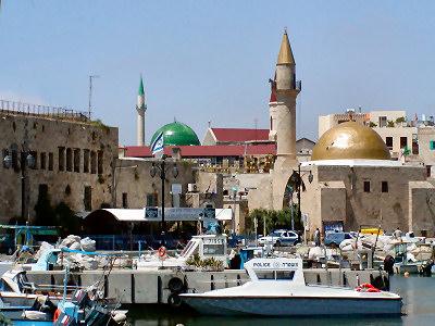 صور من اهم الاثار في فلسطين الحبيبه..! Akkon_hafen_altstadt