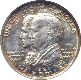 US commemorative coin
