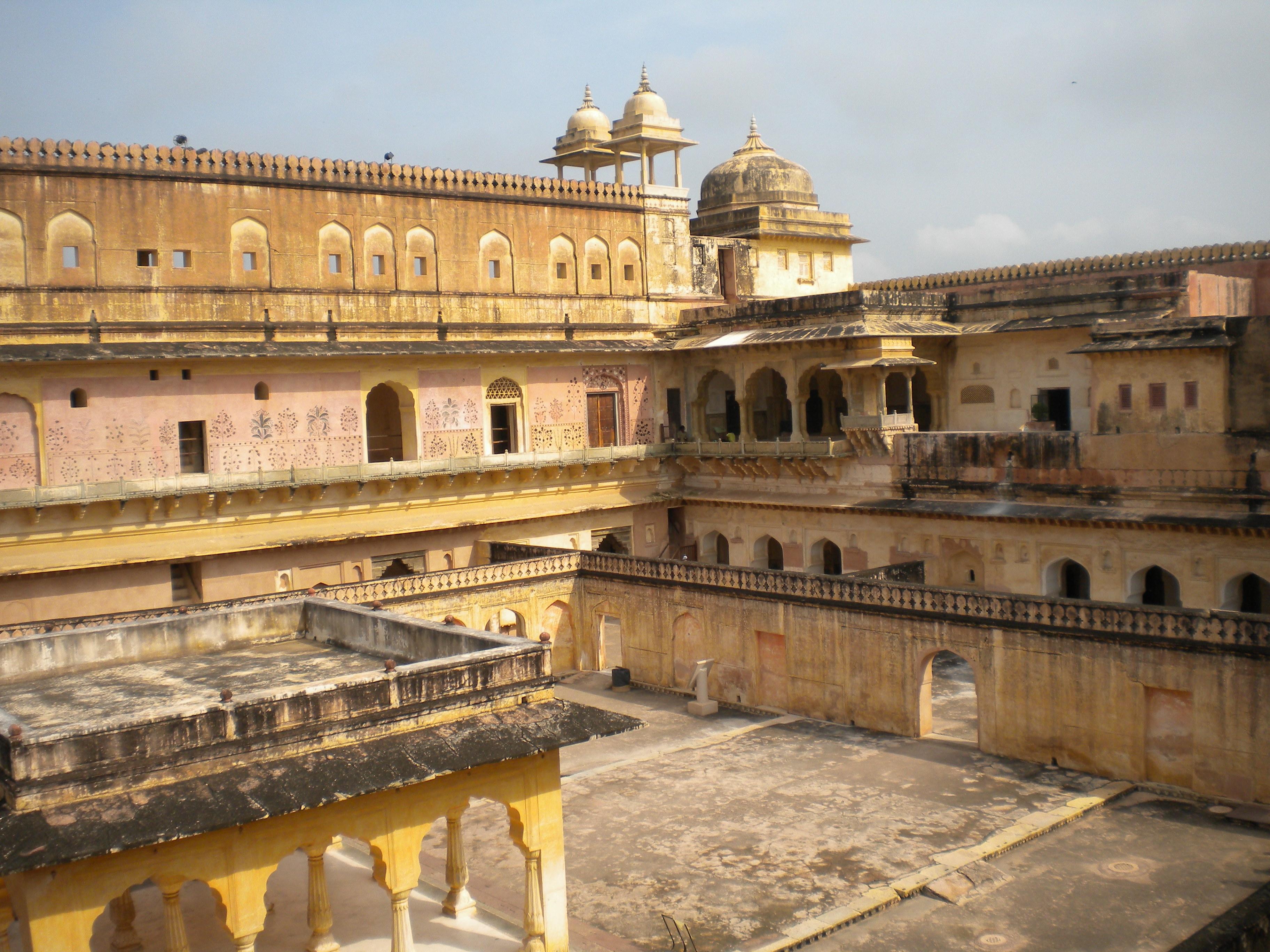 Image result for amer fort mansingh palace