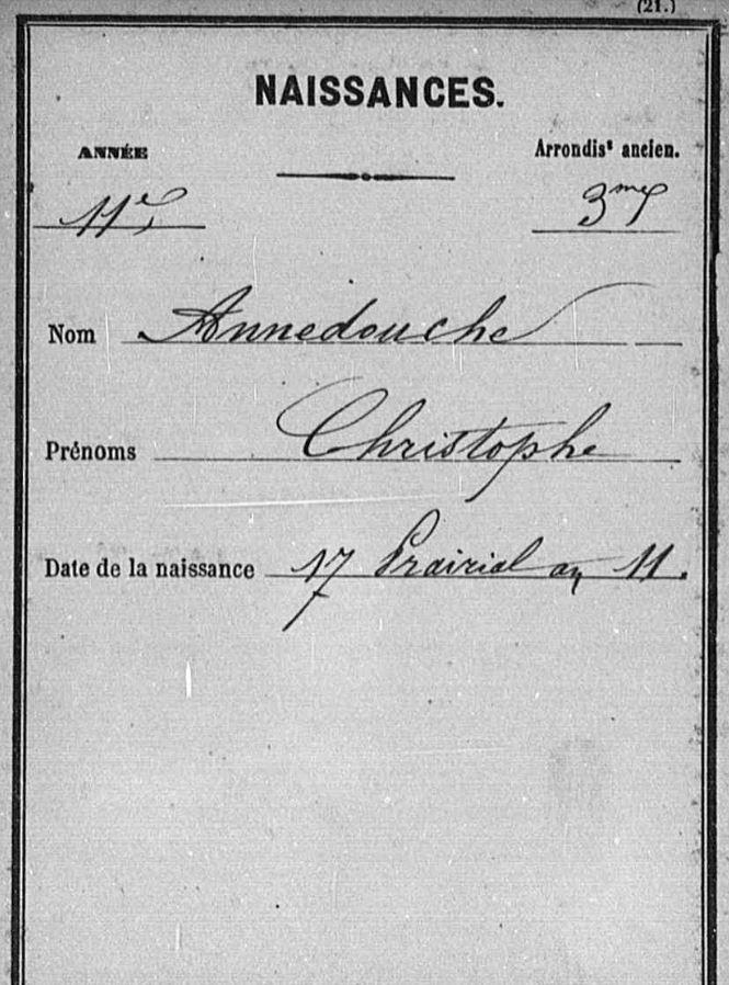 Fileannedouche Birth Certificateg Wikimedia Commons