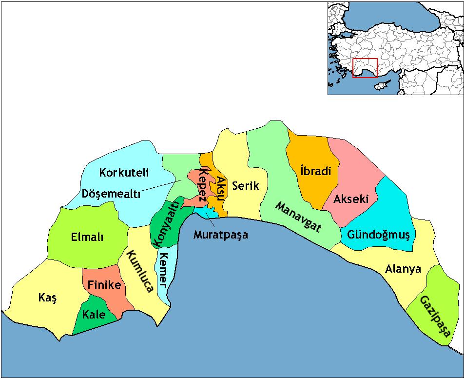 Image result for muratpaşa ilçesi haritası