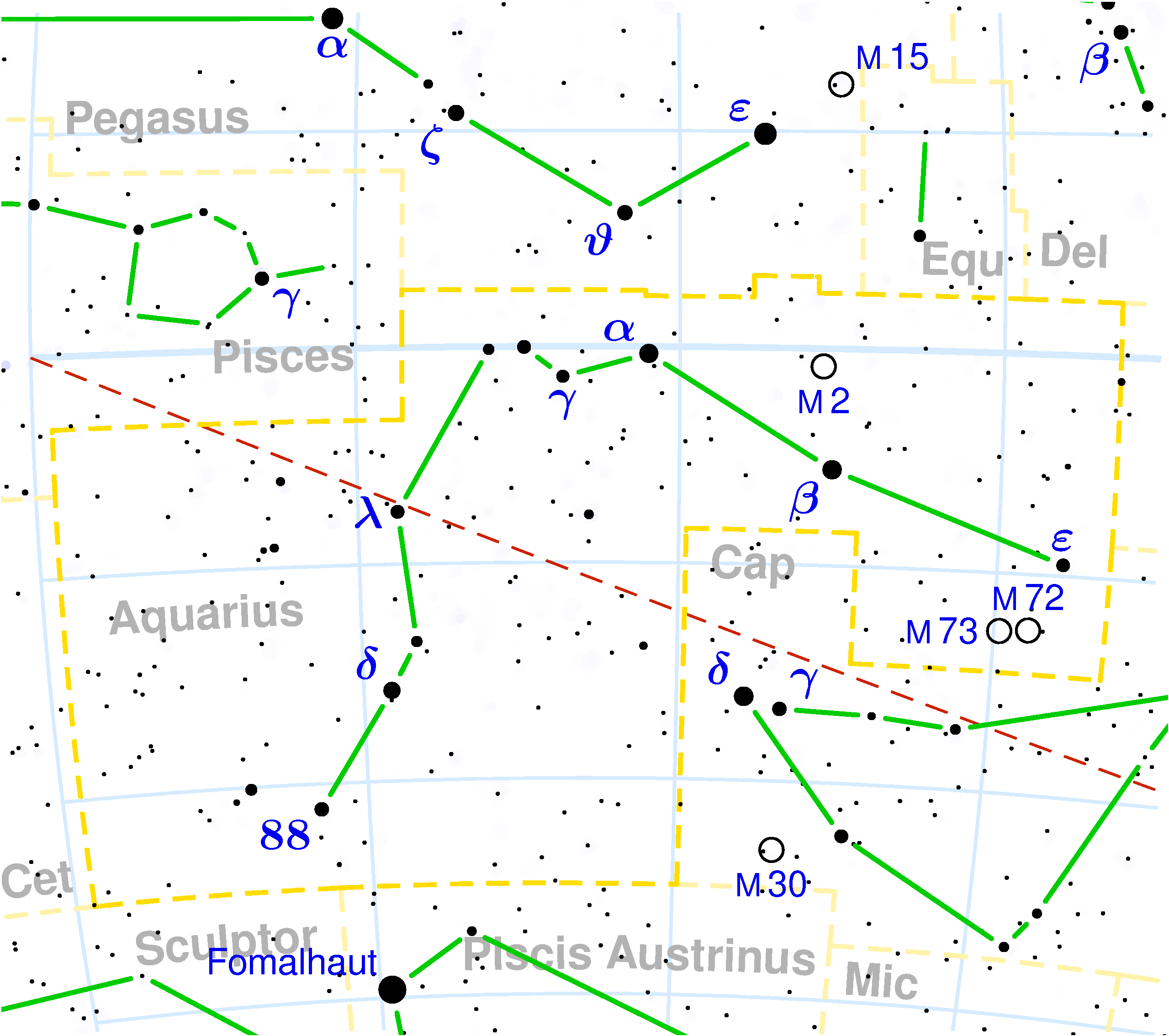 Depiction of NGC 7121