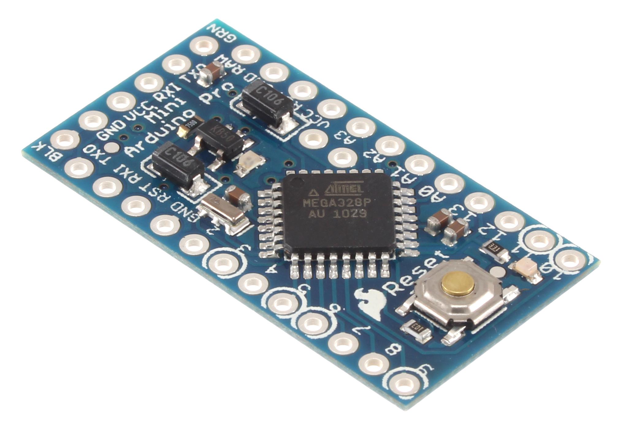 Programming Arduino Mini Pro with FTDI USB-to-TTL
