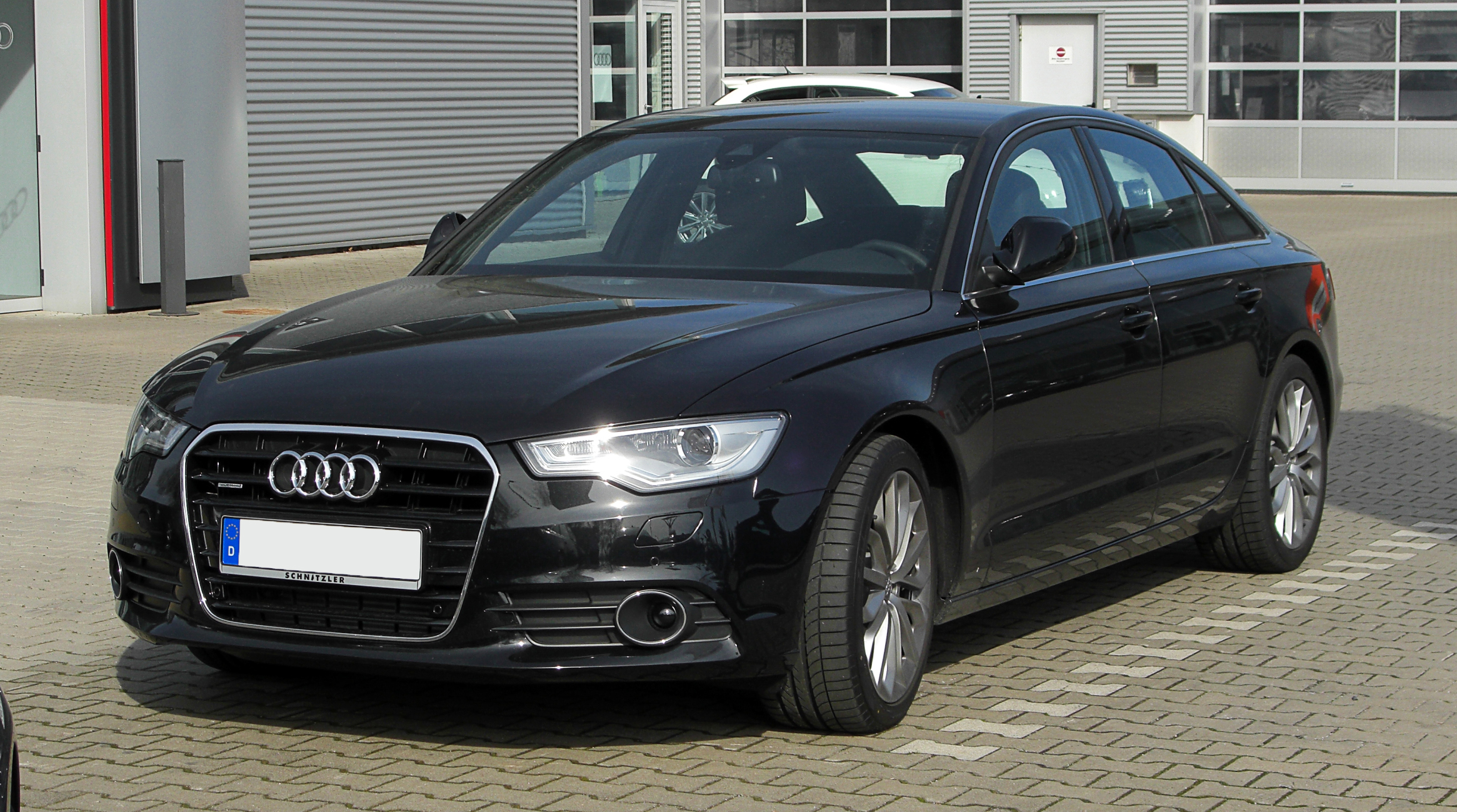 Audi a6 wiki