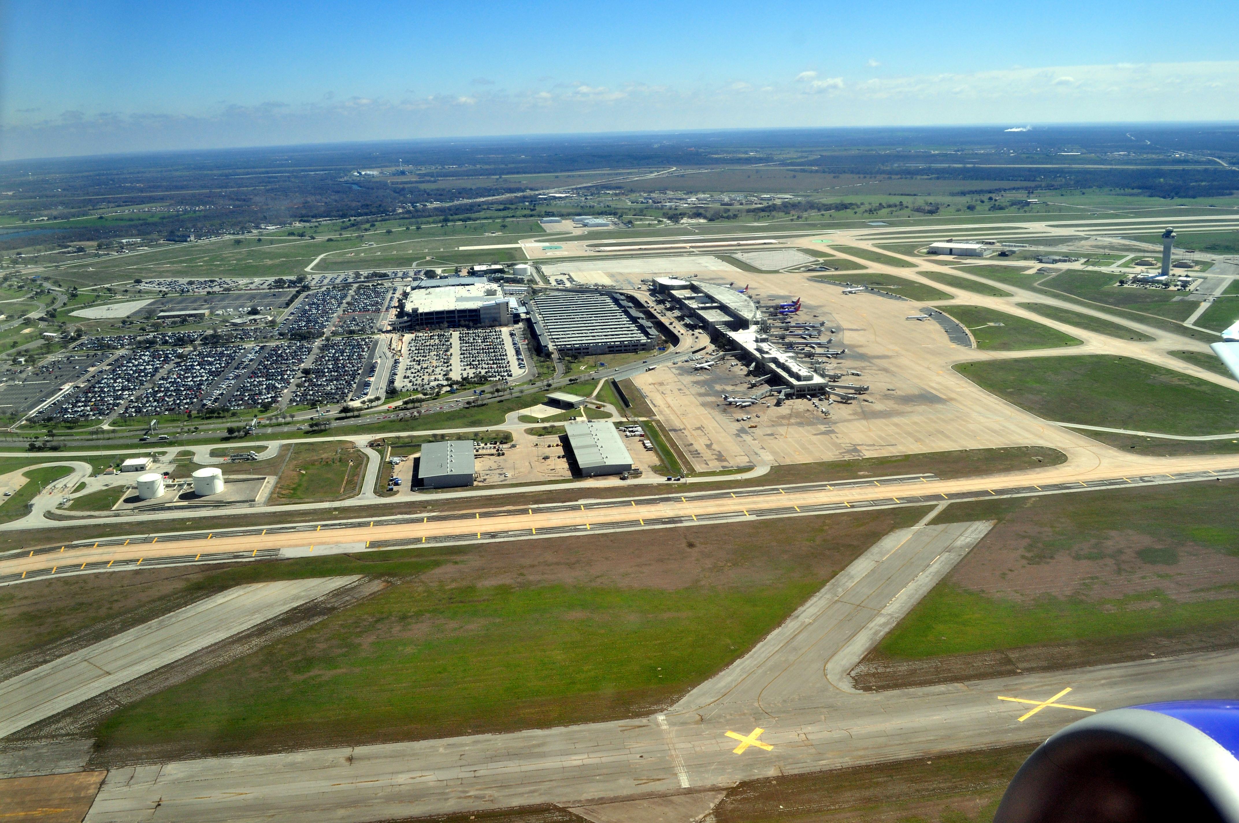 Austin Bergstrom International Airport Wikipedia