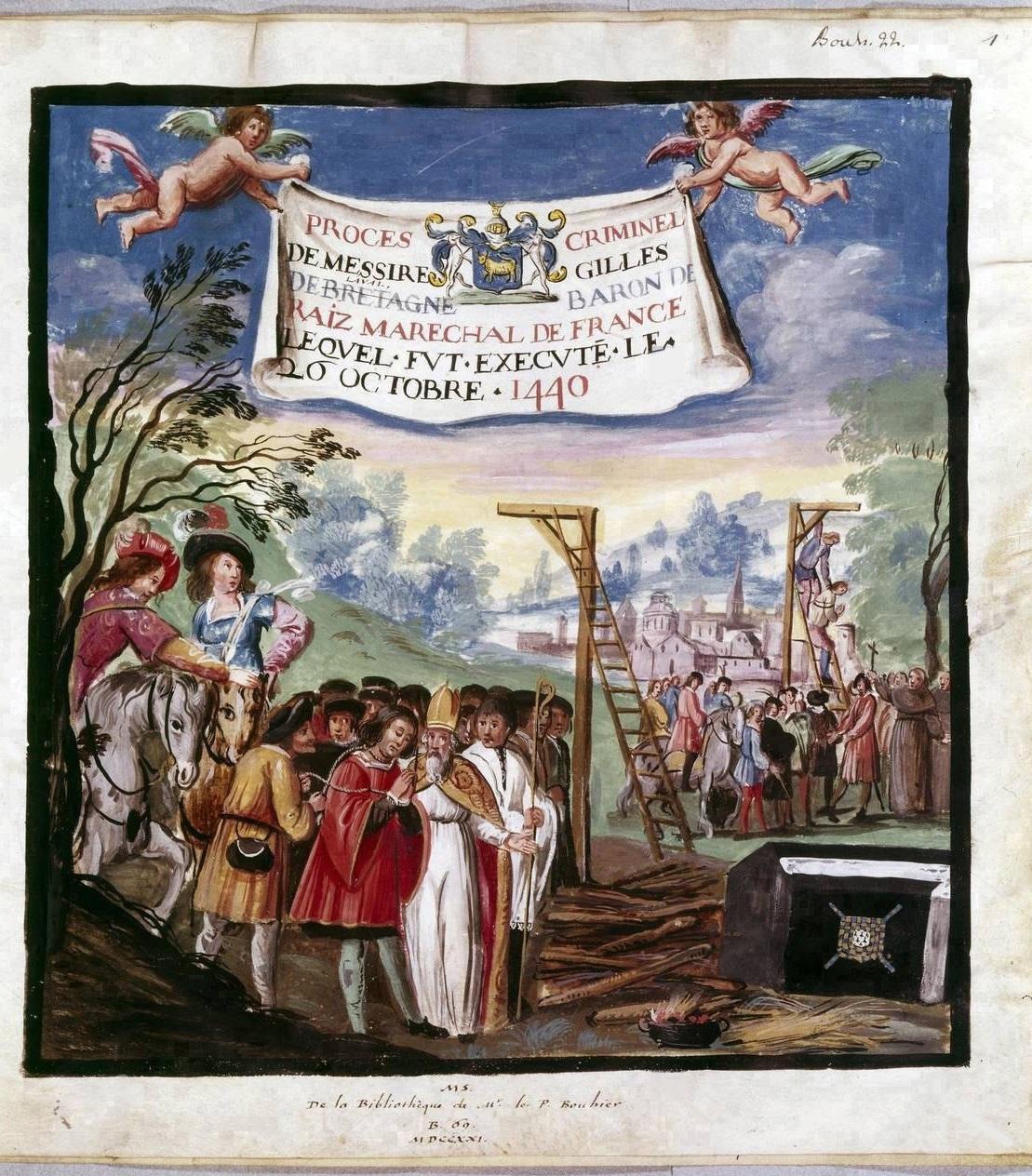 BNF MS Français 23836 exécution de Gilles de Rais.jpg