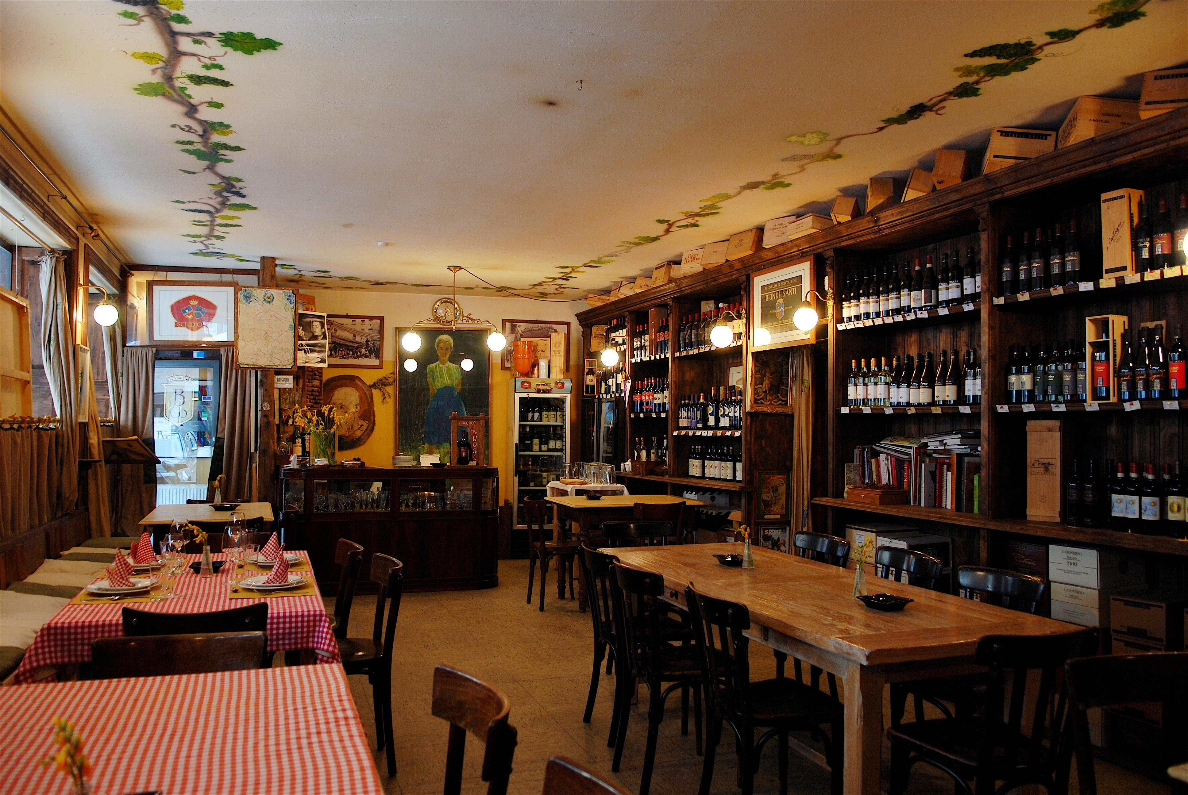 Cafe In Wien Neugotisch