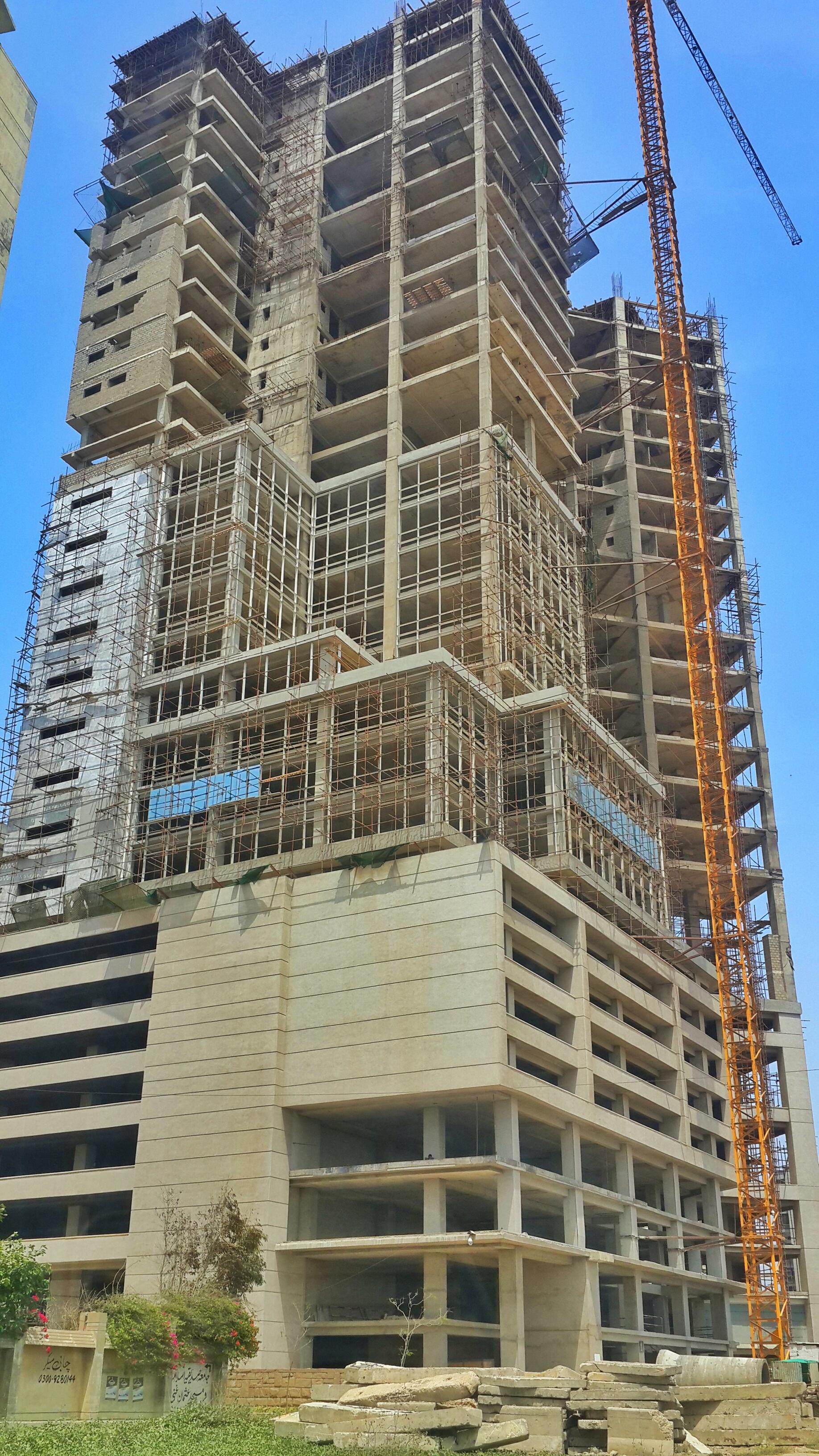 List Of Tallest Buildings In Karachi Wikiwand