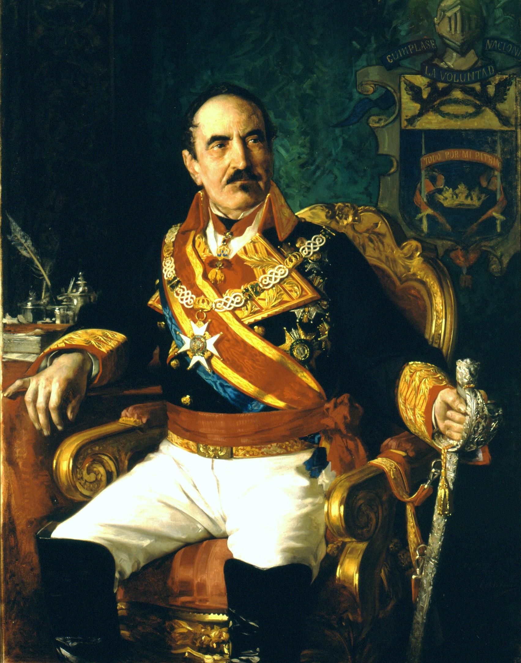 1- Nicolás Salmerón, Concha Espina y el Príncipe de Vergara Baldomero_Espartero,_Prince_of_Vergara