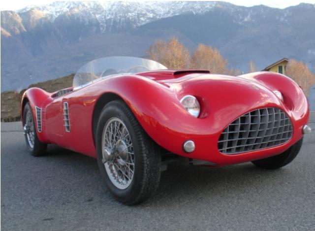 Bandini Maserati 1500 Wikipedia