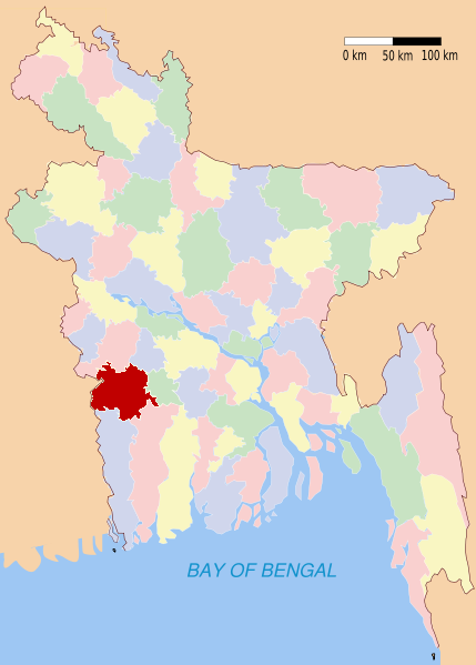 File:Bangladesh Jessore District.png - Wikipedia, the free ...