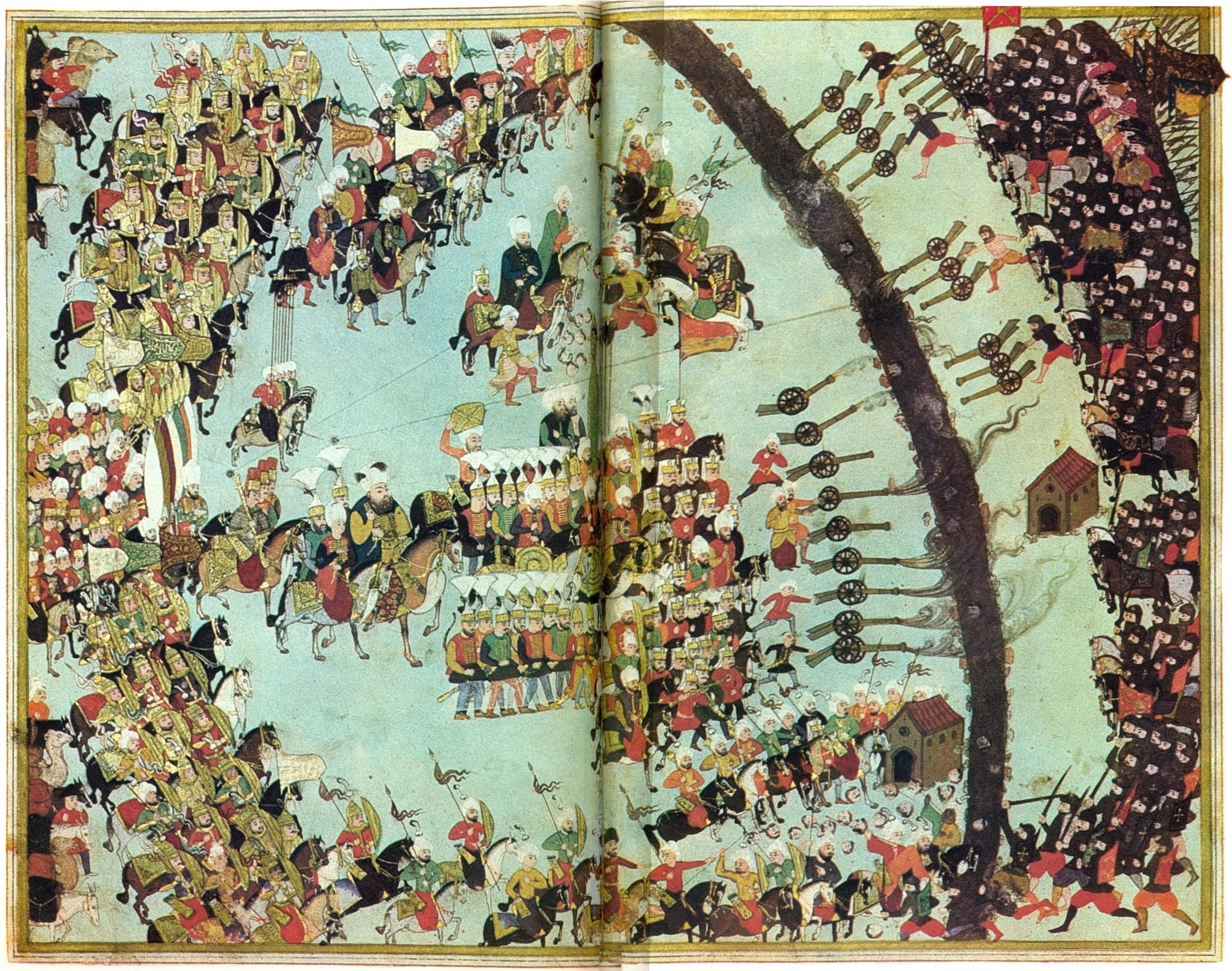 Battle Of Keresztes Wikipedia