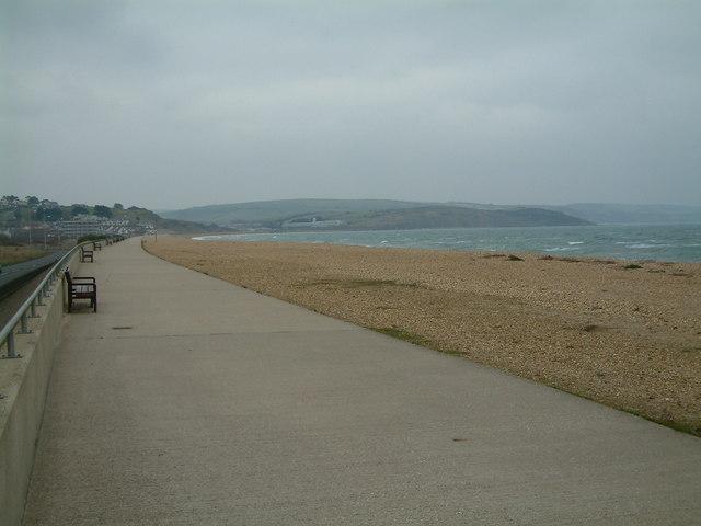 Beach near Lodmoor Country Park, Weymouth - geograph.org.uk - 414669