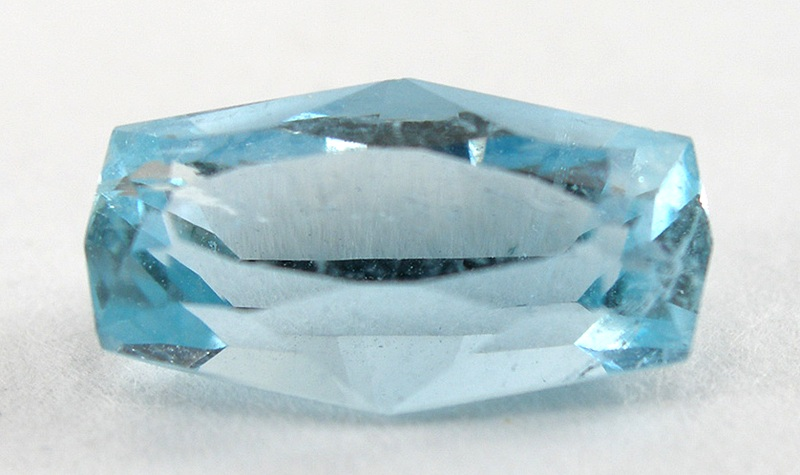 Aquamarine Cut Stone