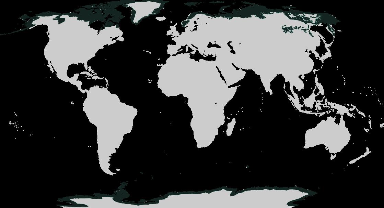 Estuary Biome Map