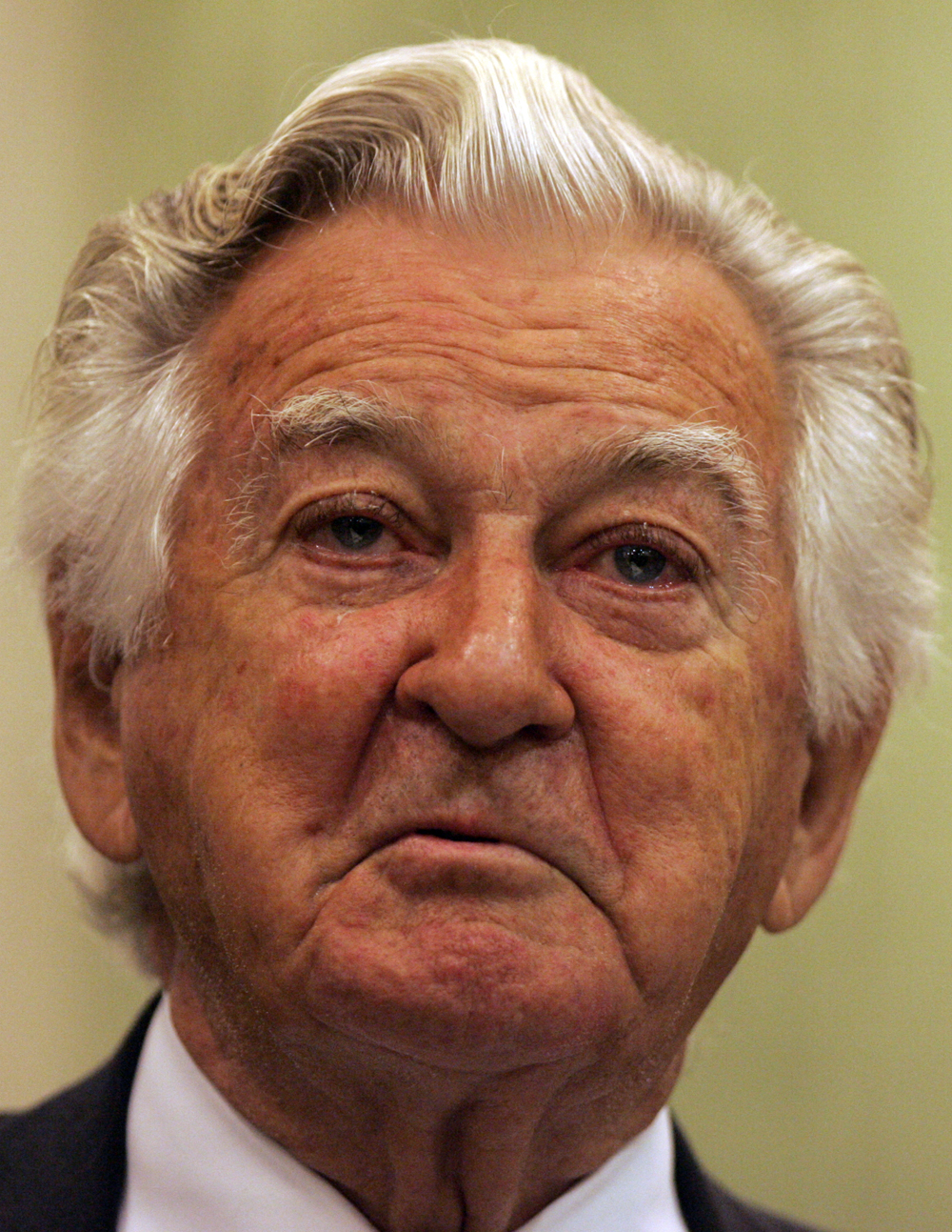 Contesting of Wills: Prime Minister Bob Hawke