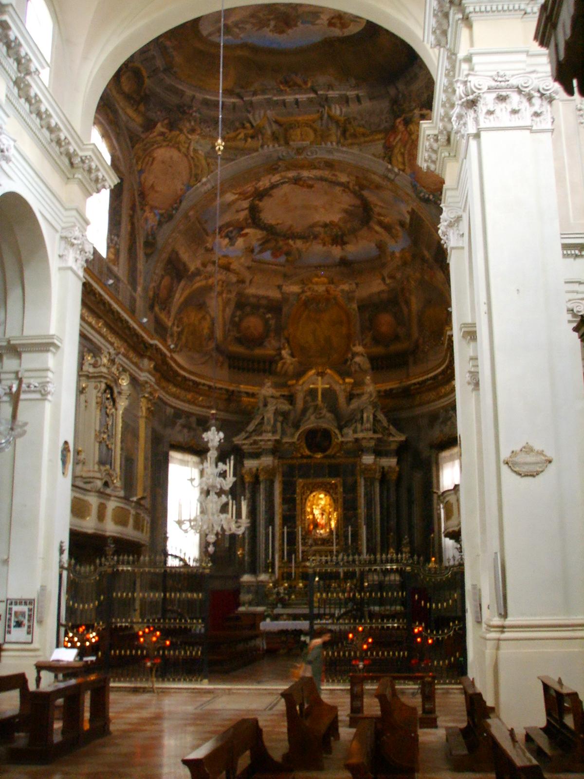Bologna San Domenico Interno 05 Jpg