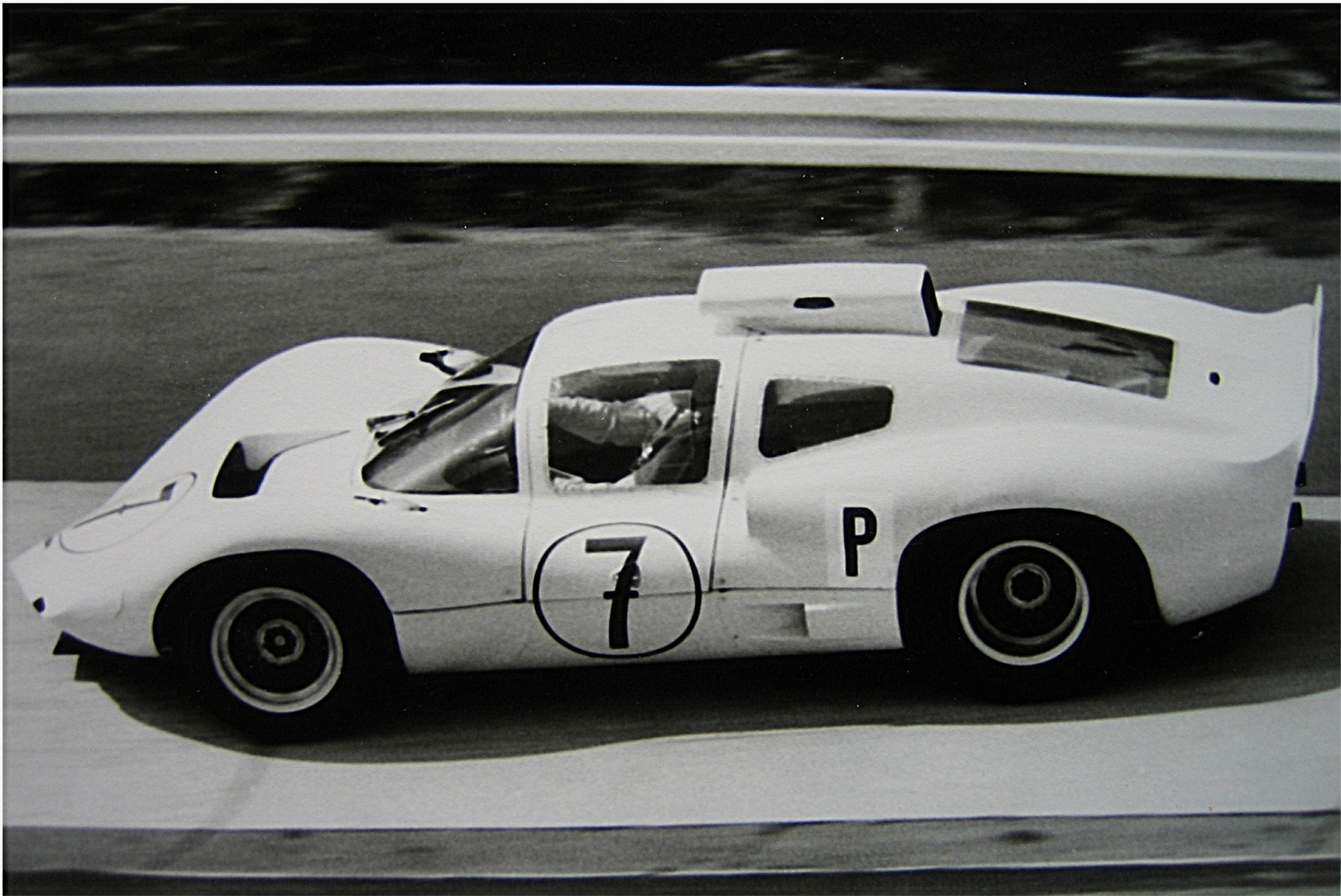 Chaparral 1966 im Karussell
