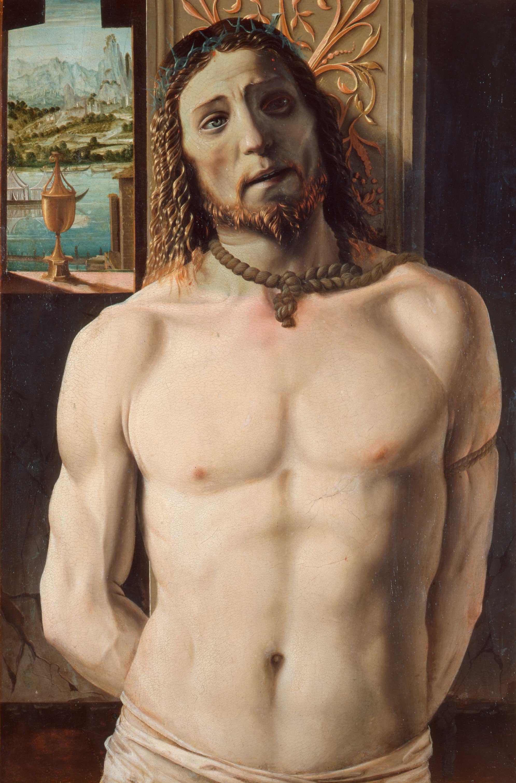 Cristo alla colonna - Bramante