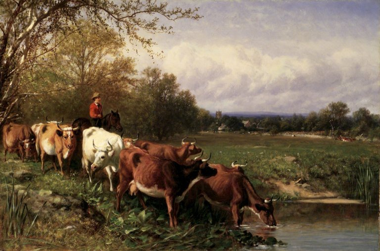 File:Brooklyn Museum - Cattle and Landscape - James