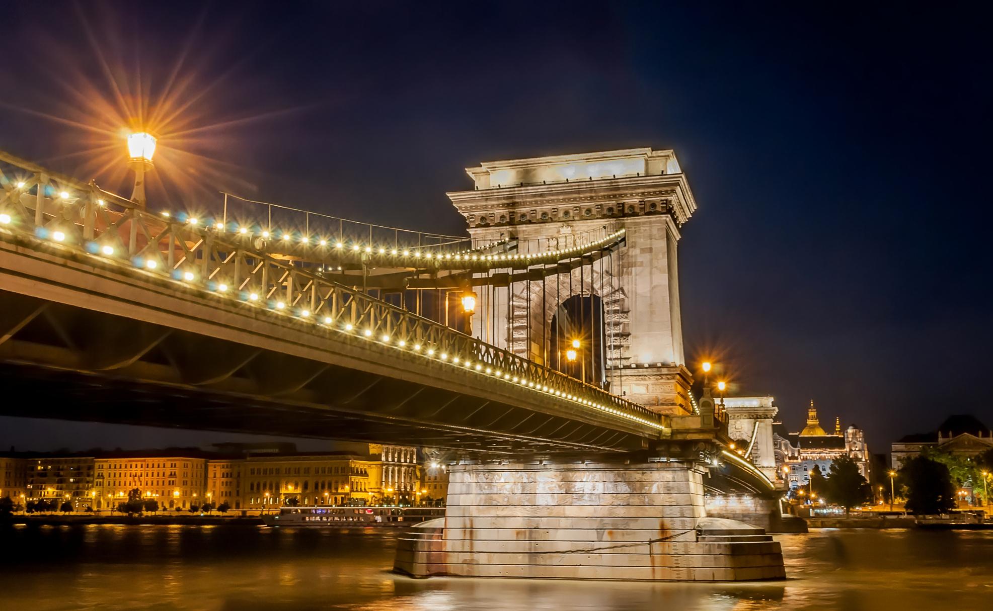 Puente De Las Cadenas Wikipedia La Enciclopedia Libre