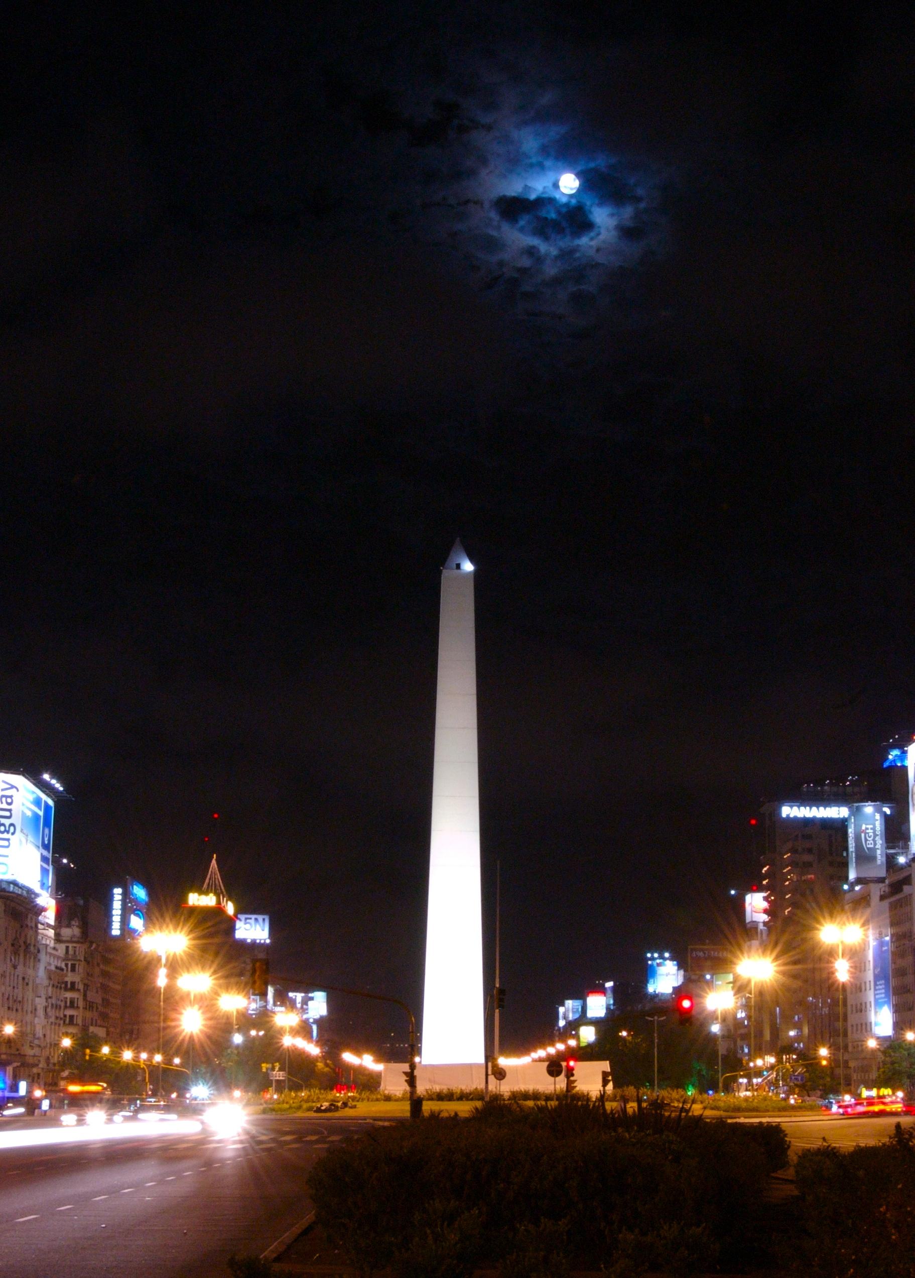 monumento de los espa��oles