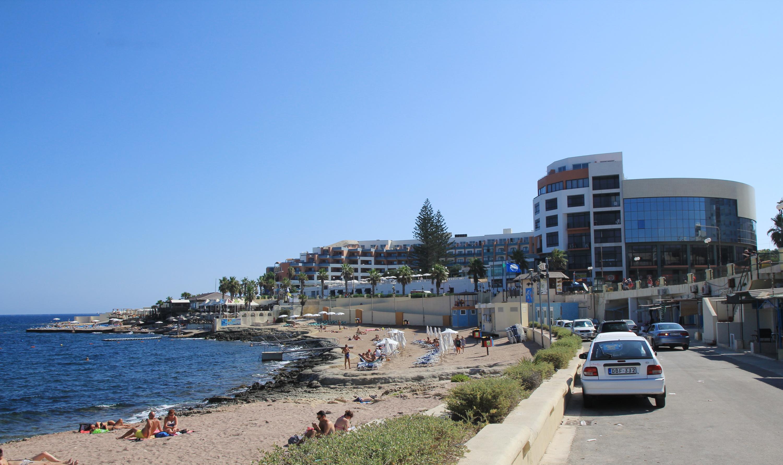 Bugibba Malta  city photos : Description Bugibba hotel Dolmen Malta 2