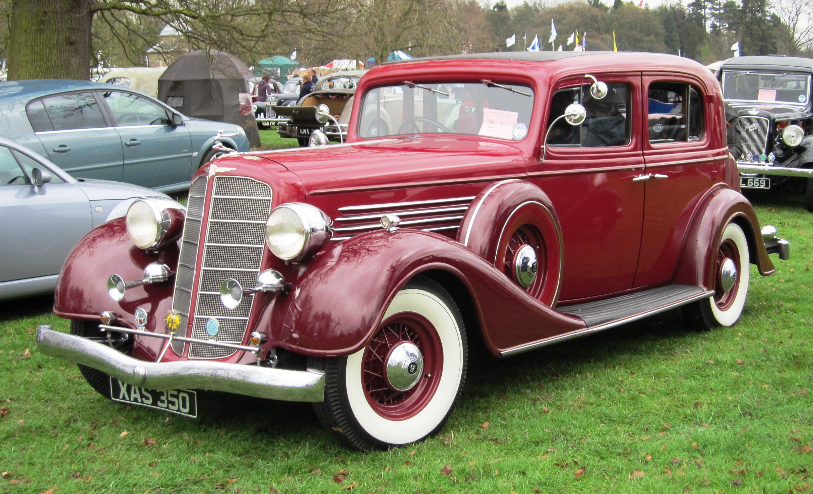 Mercury Classic Cars History