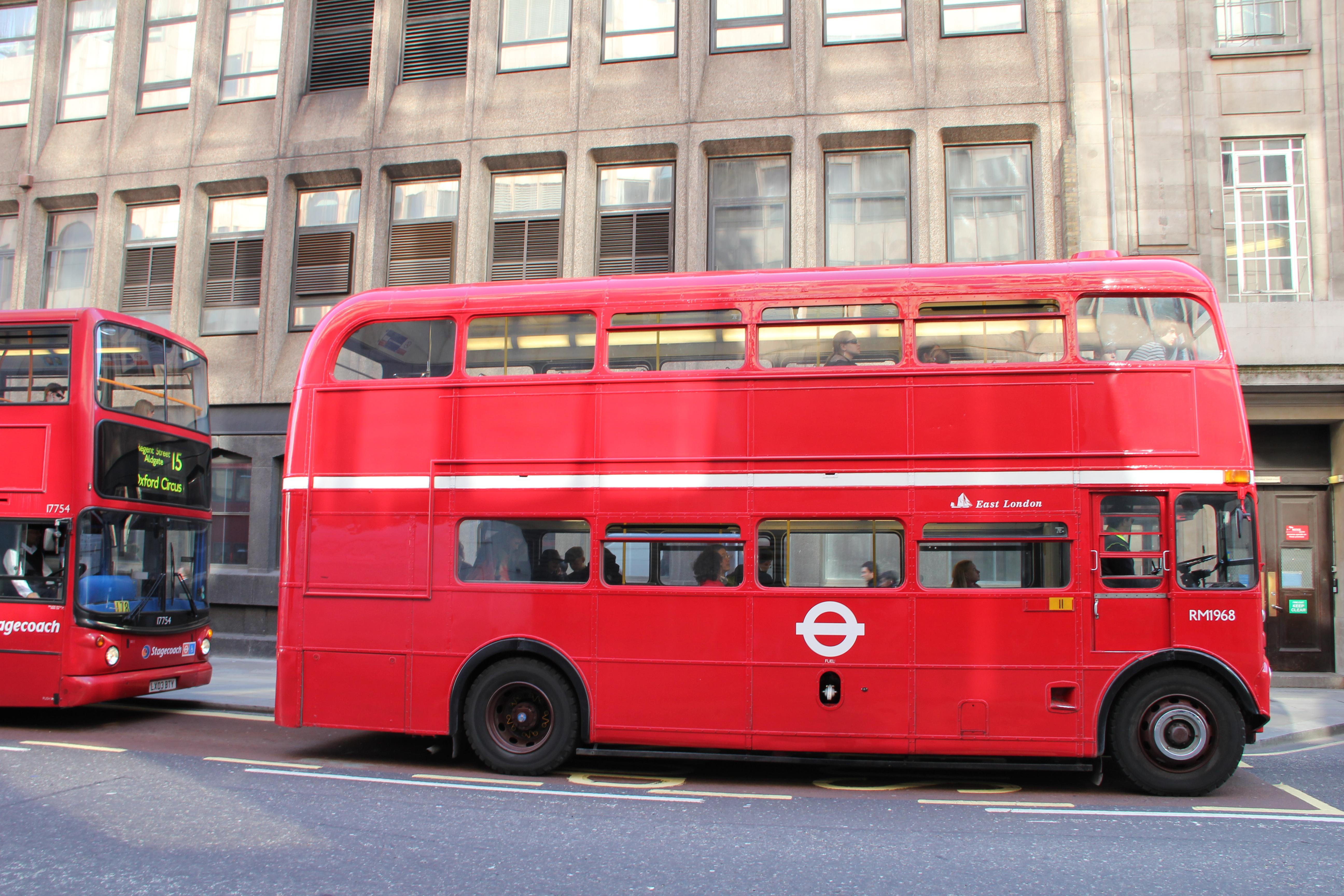 Big Red Bus Tour Nyc