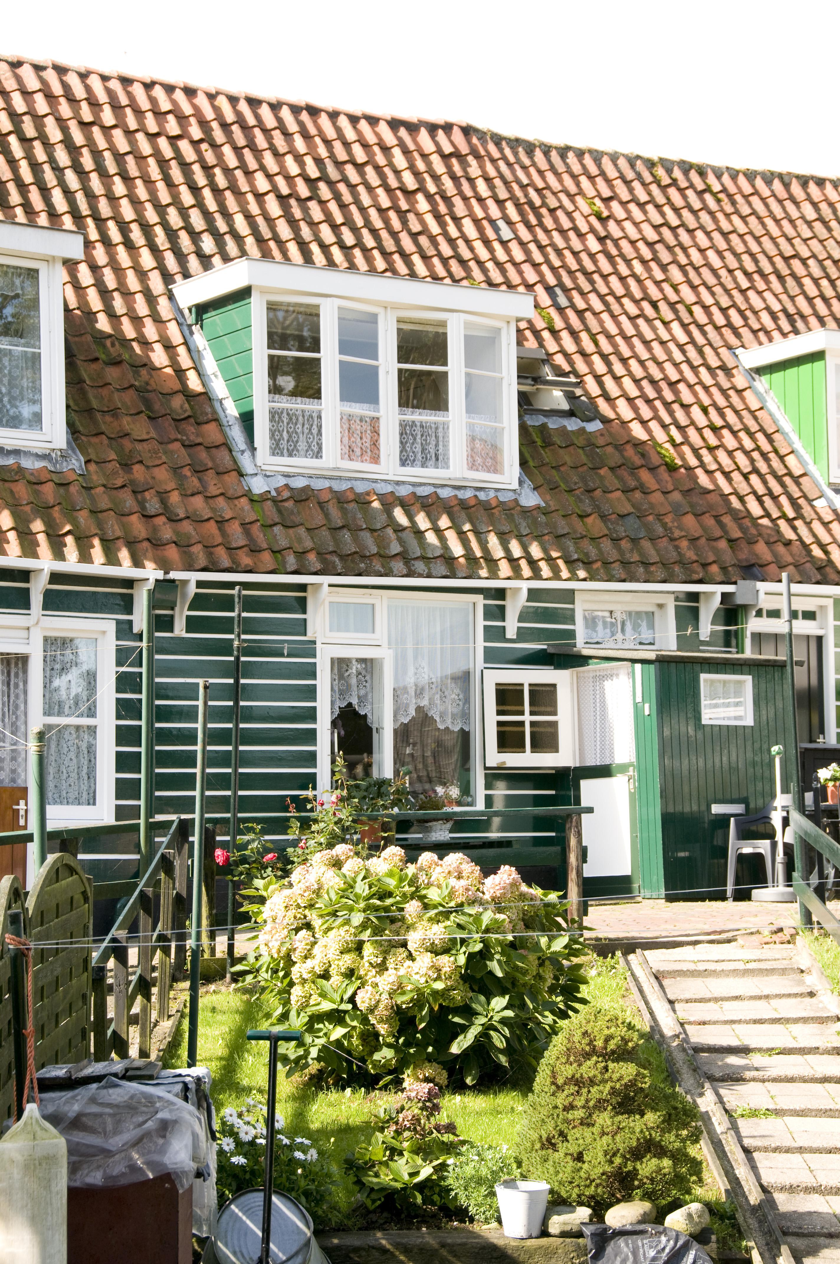 Houten huis in marken monument for Hout huis
