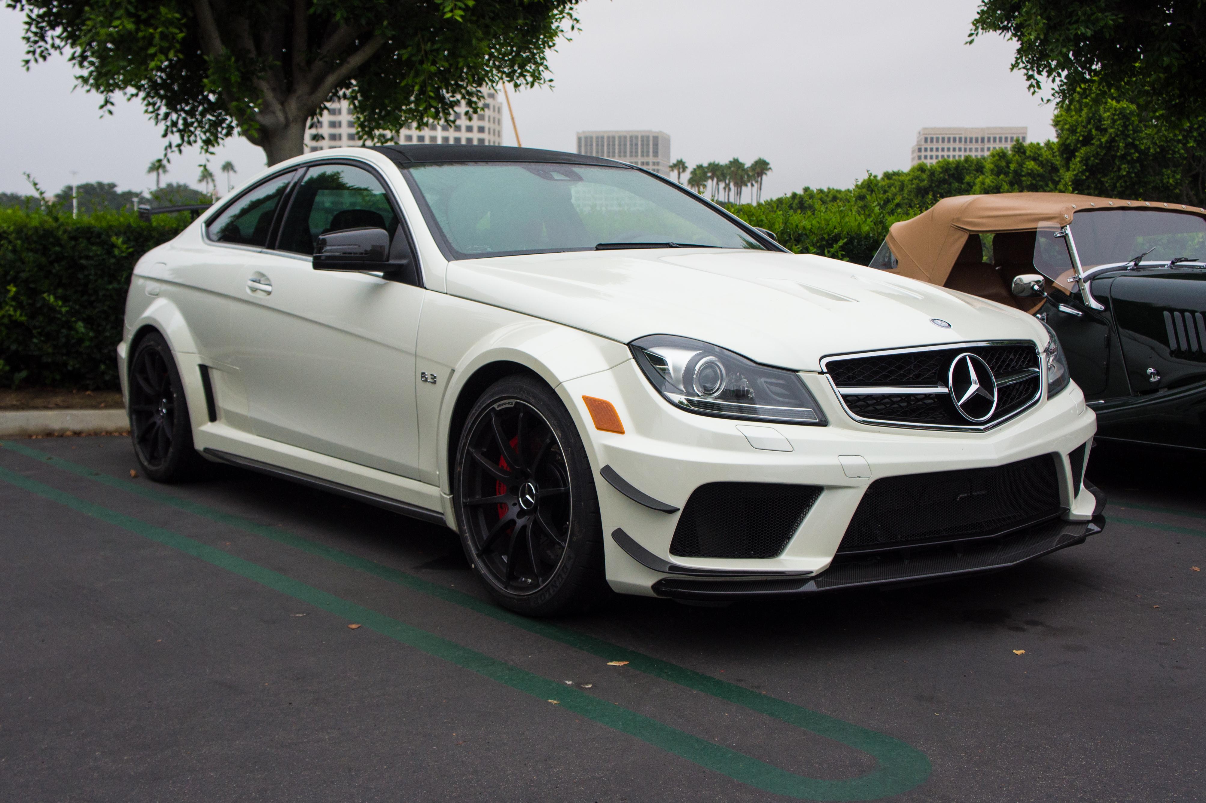 Mercedes c63 wiki