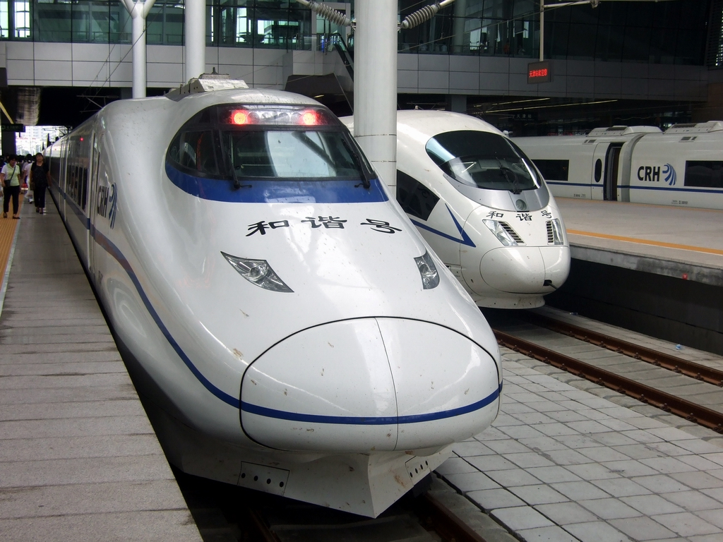 Image result for chinese fast trains