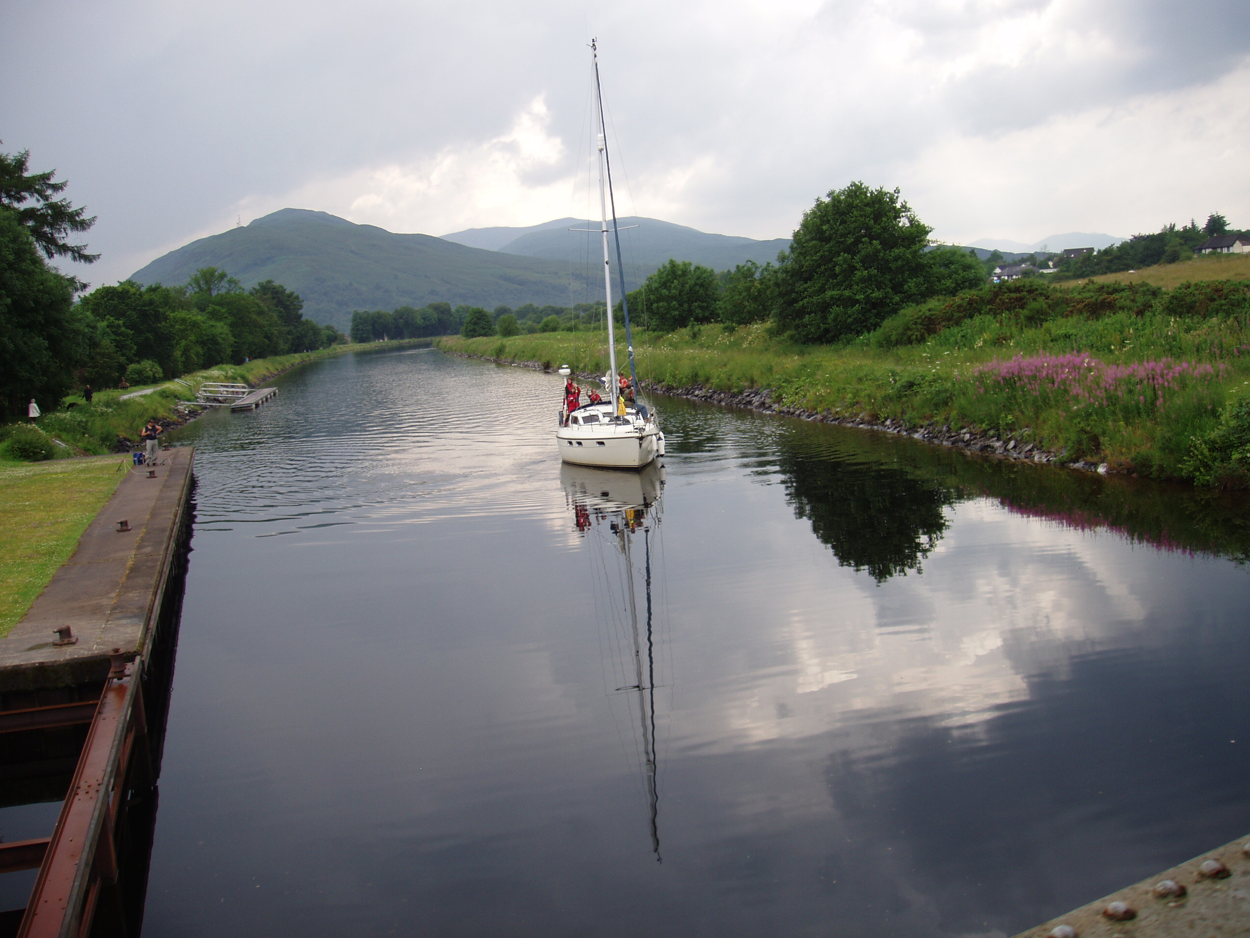 Opinions On Caledonian Canal