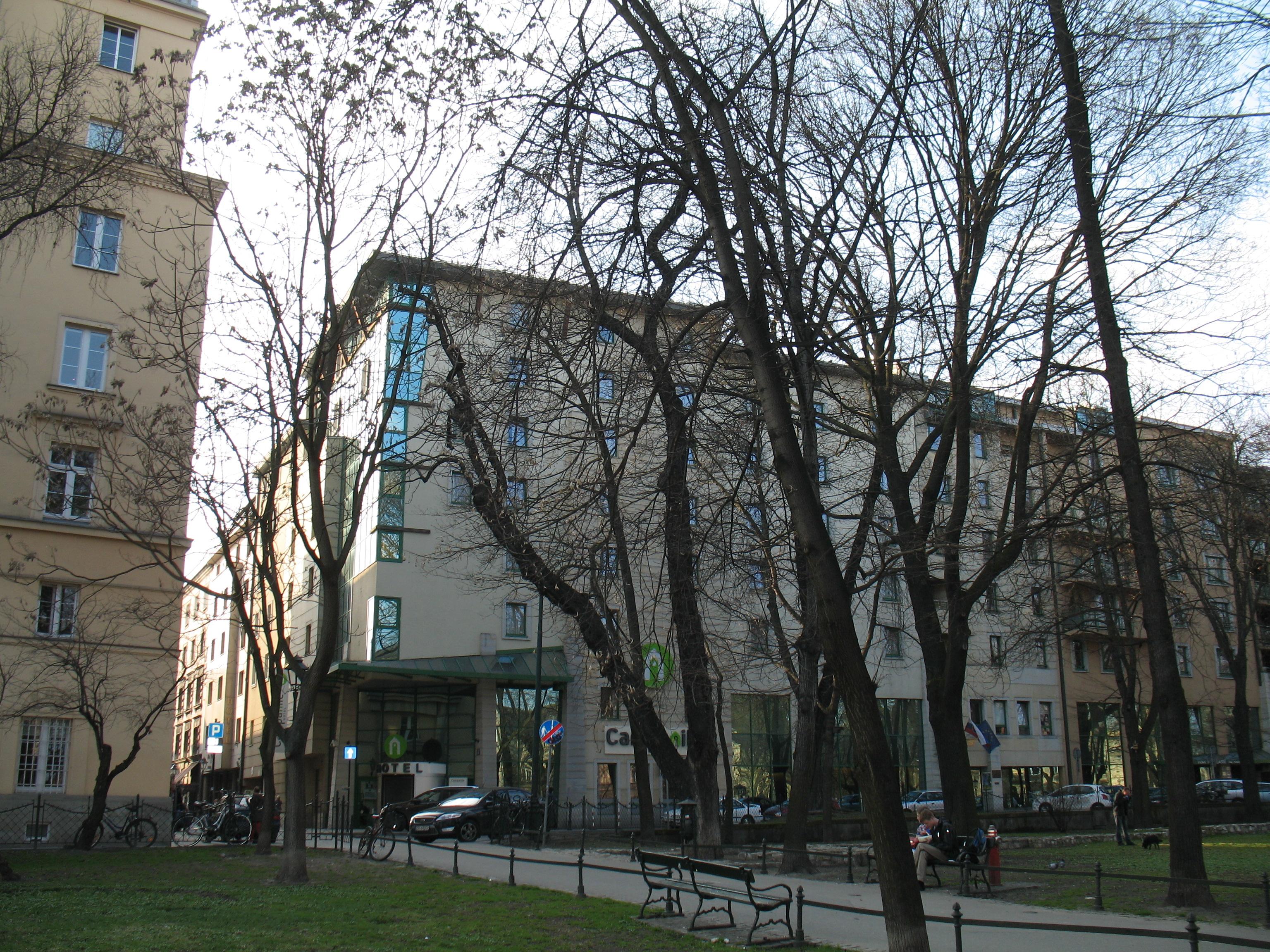 Hotel Campanile  Ef Bf Bd Paris