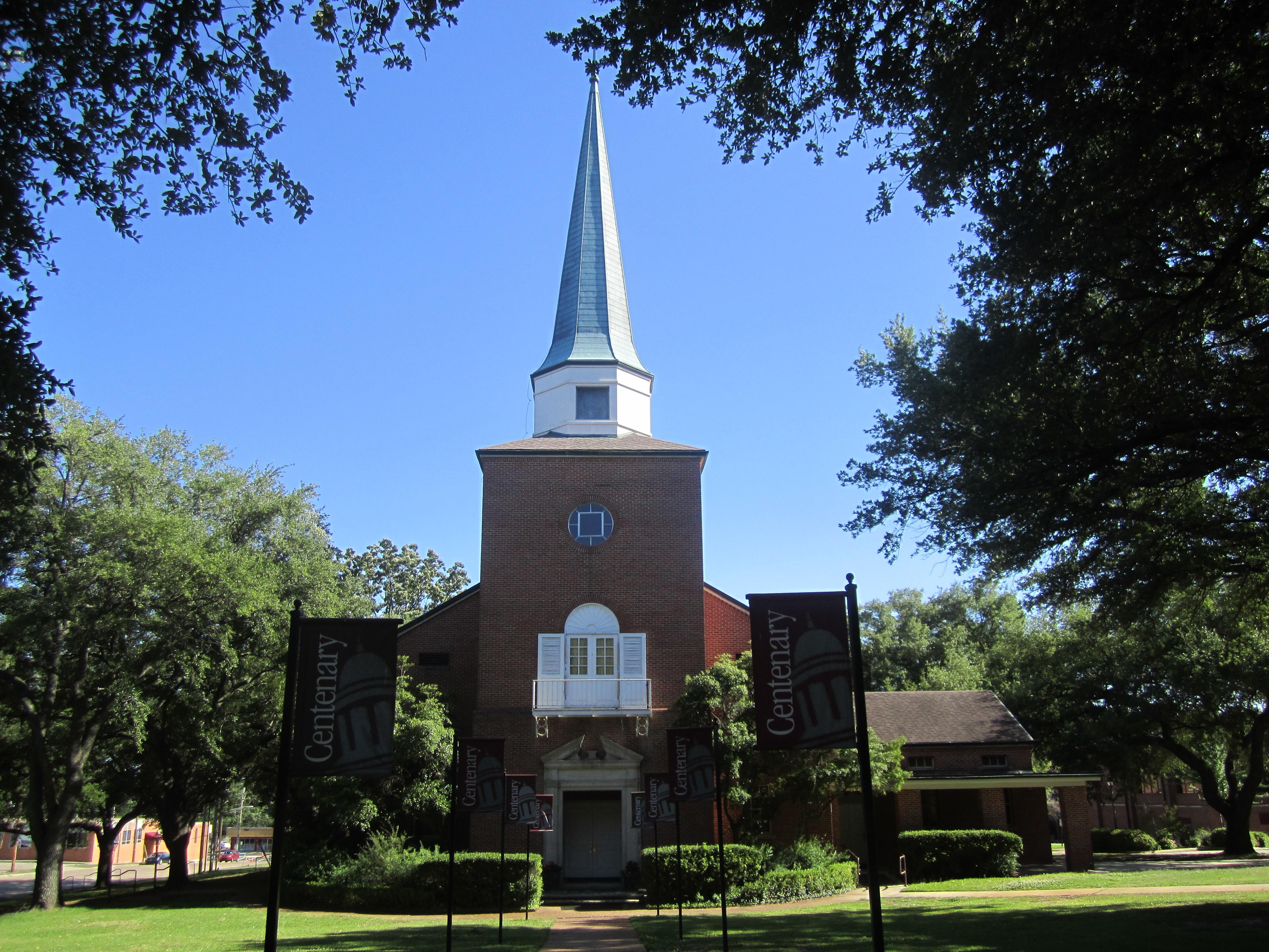 File Centenary College Chapel Shreveport La Img 2370 Jpg
