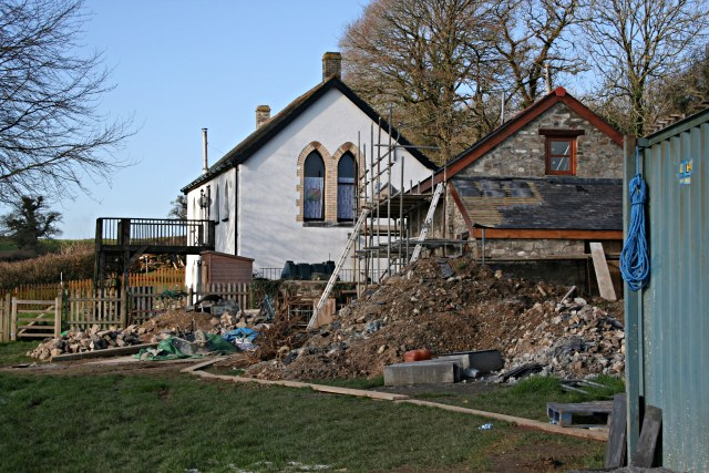 Conversion Of Disused Rural Buildings Into Housing