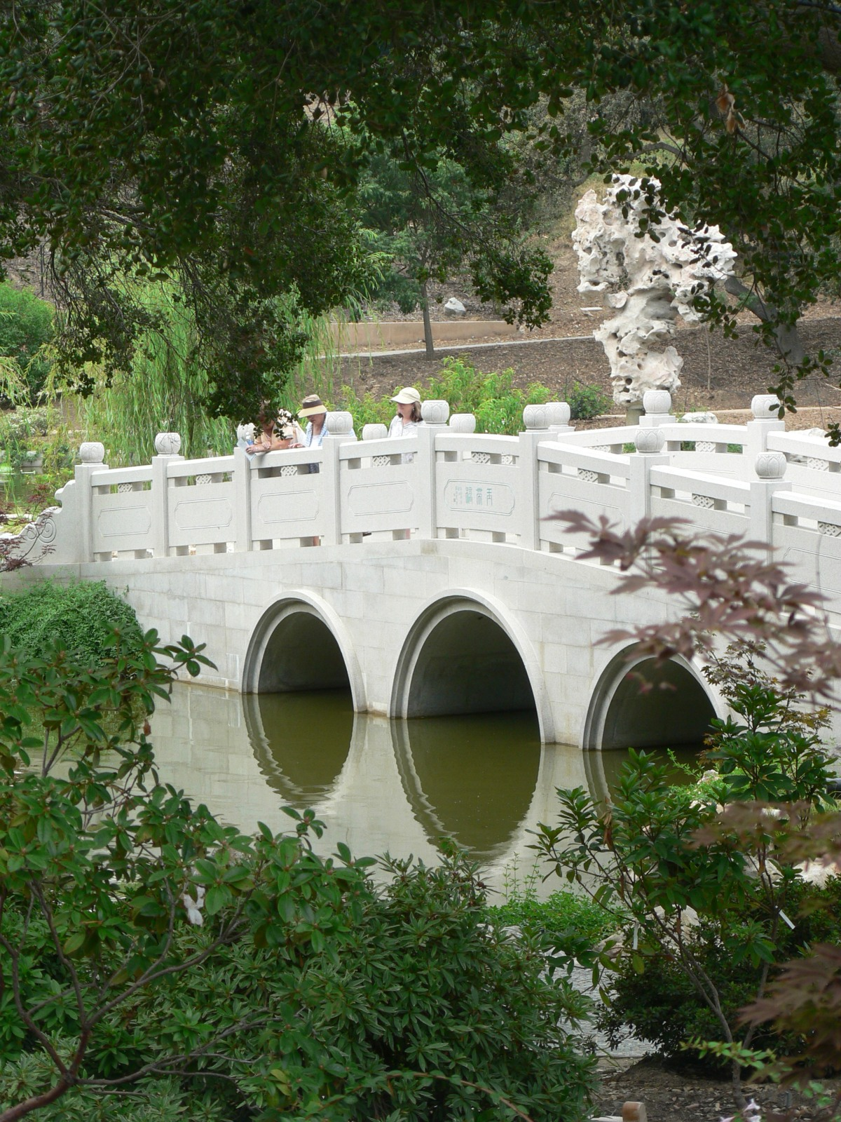 File:Chinese Garden bridge at Huntington Library.jpg - Wikimedia Commons