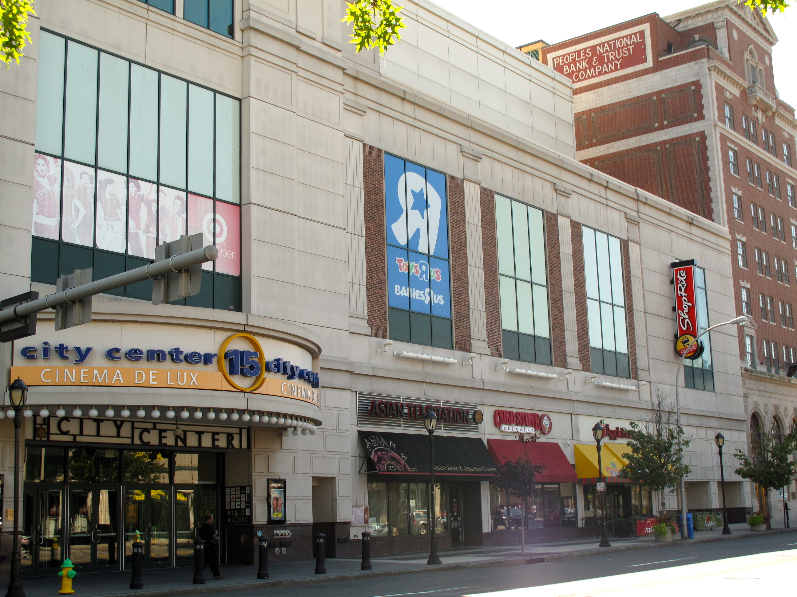 File City Center In The City Of White Plains Jpg Wikipedia