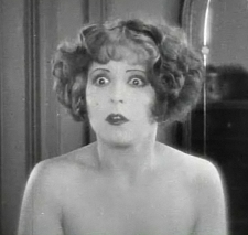 Clara Bow in 'Wings' (1927) (sourced from Wikipedia Commons)