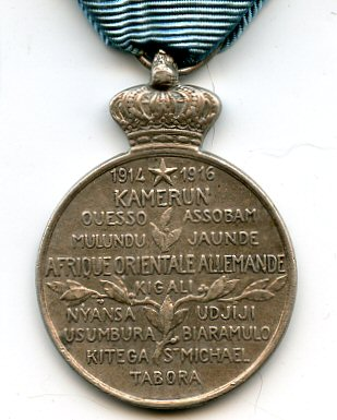 Commemorative Medal of the African Campaigns 1914-1917 REVERSE.jpg