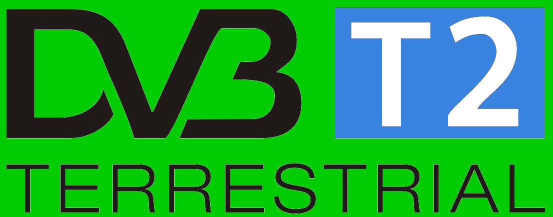 Картинки по запросу dvb t2 logo