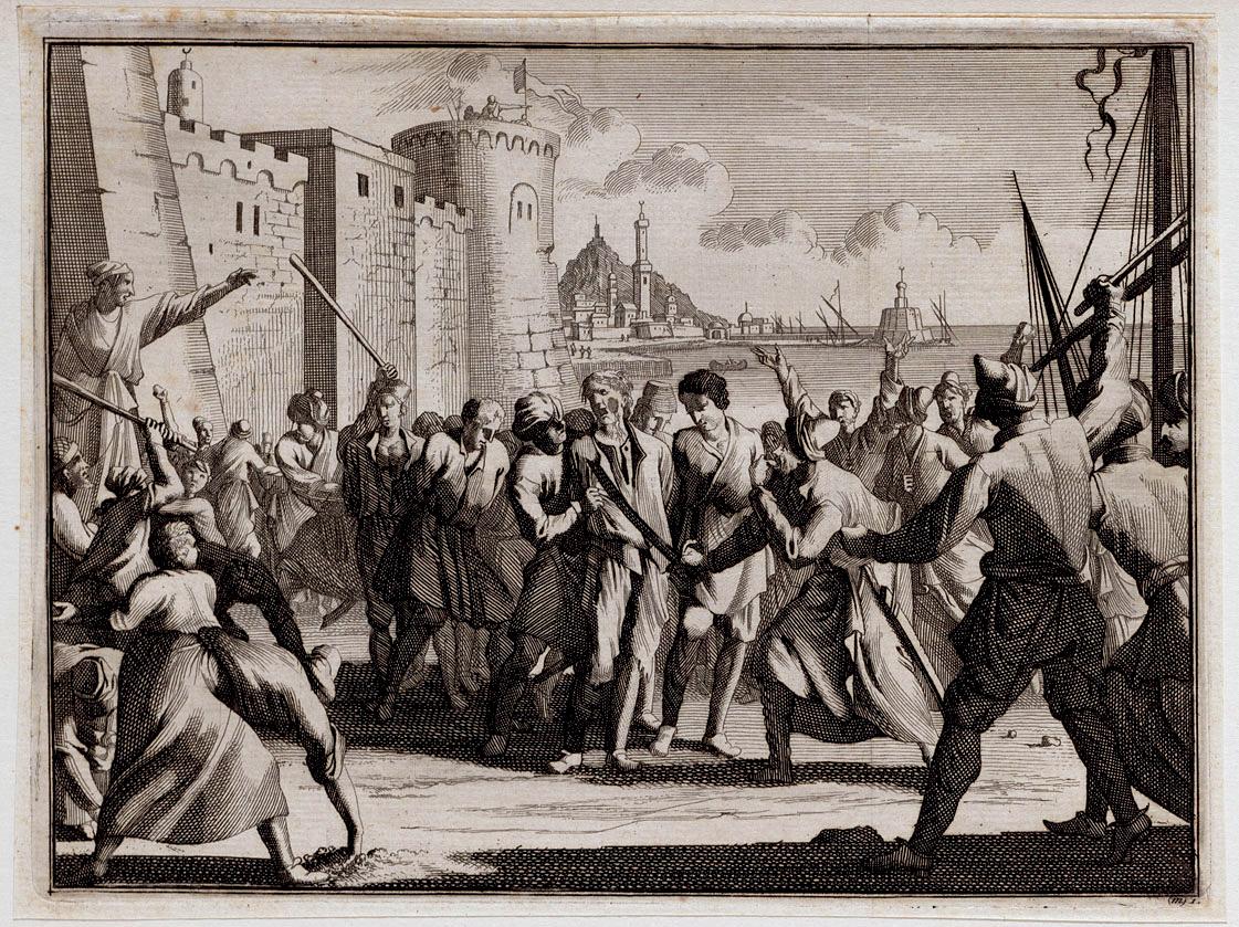 Slaves in algiers