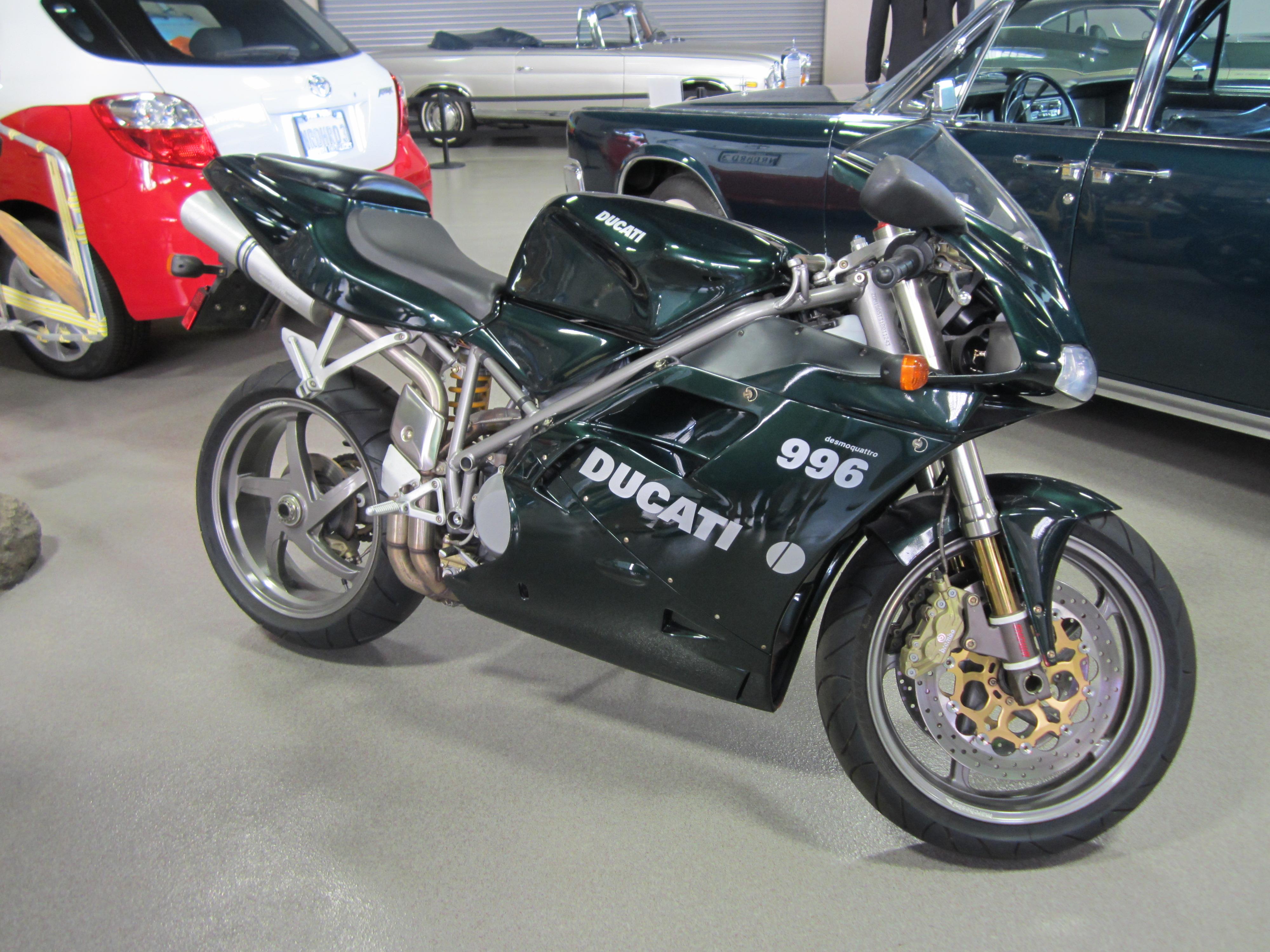 Ducati Matrix
