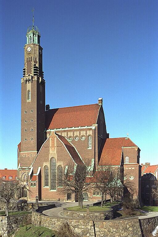 Engelbrekt Church - Wikipedia