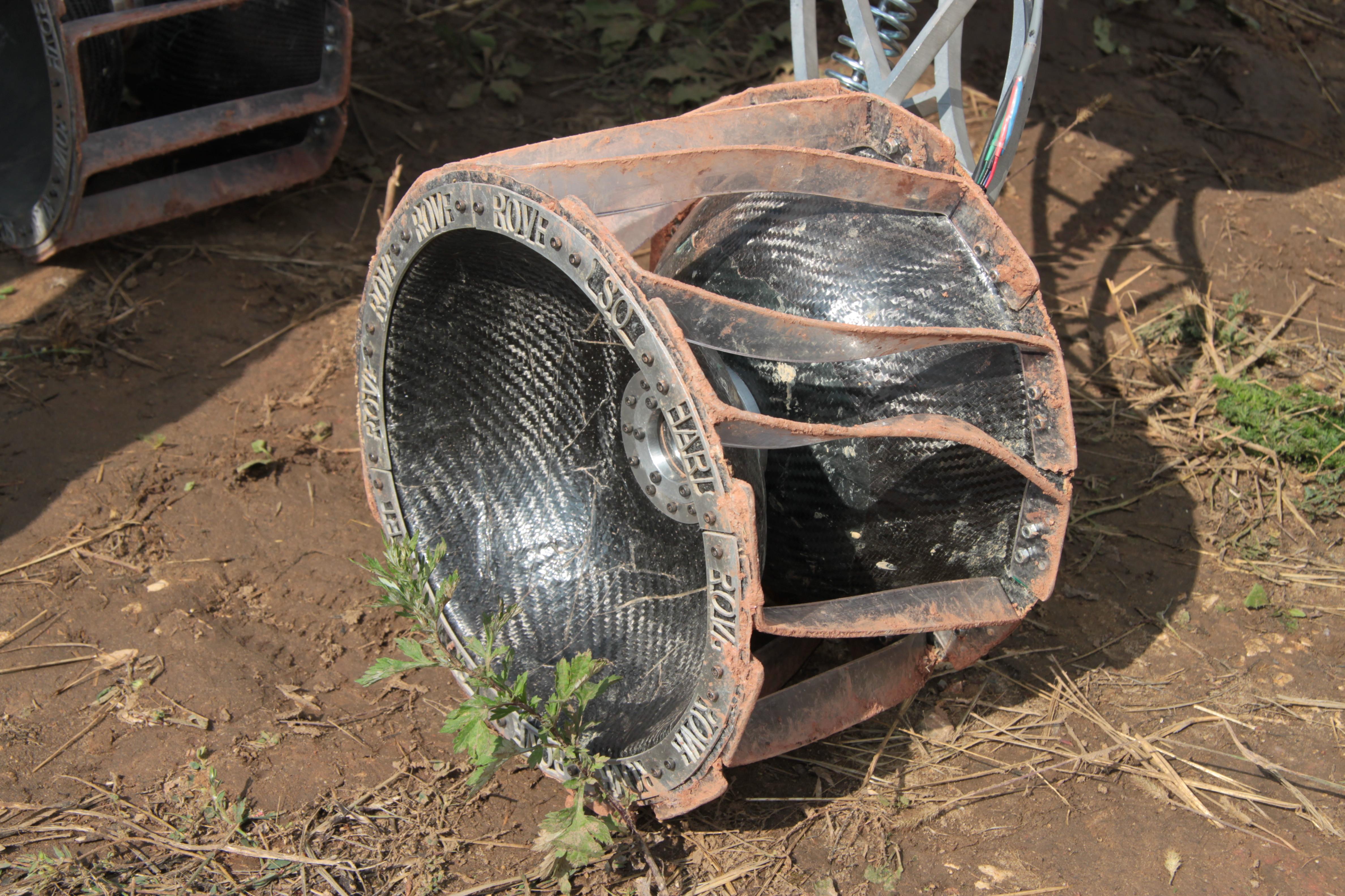 mars rover wheels design - photo #14