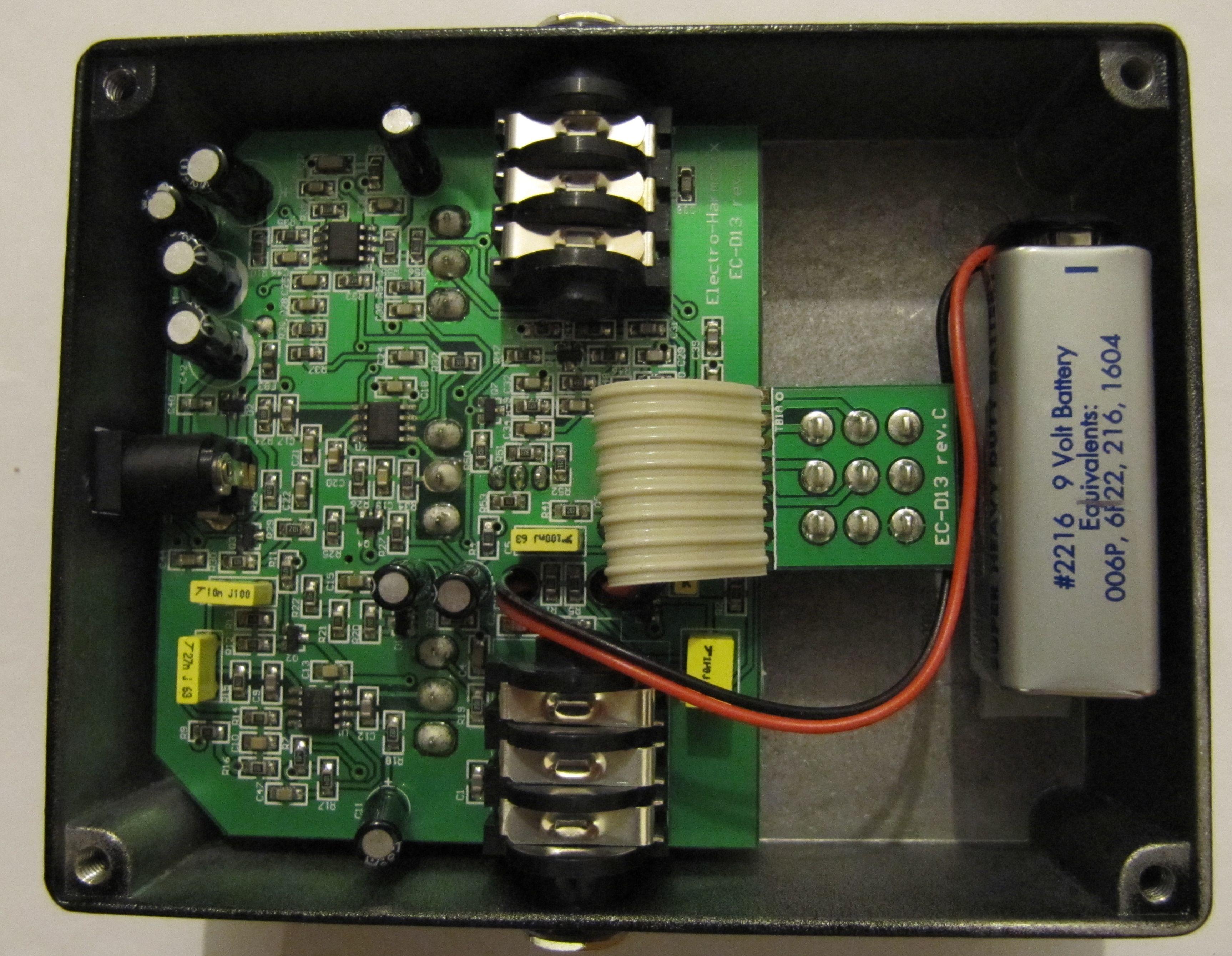 Electronic Circuit Network