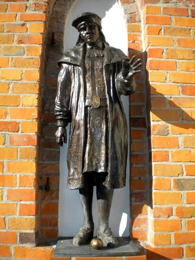 Fileeric The Pomeranian Of Denmark Norway Sweden Statue 2010