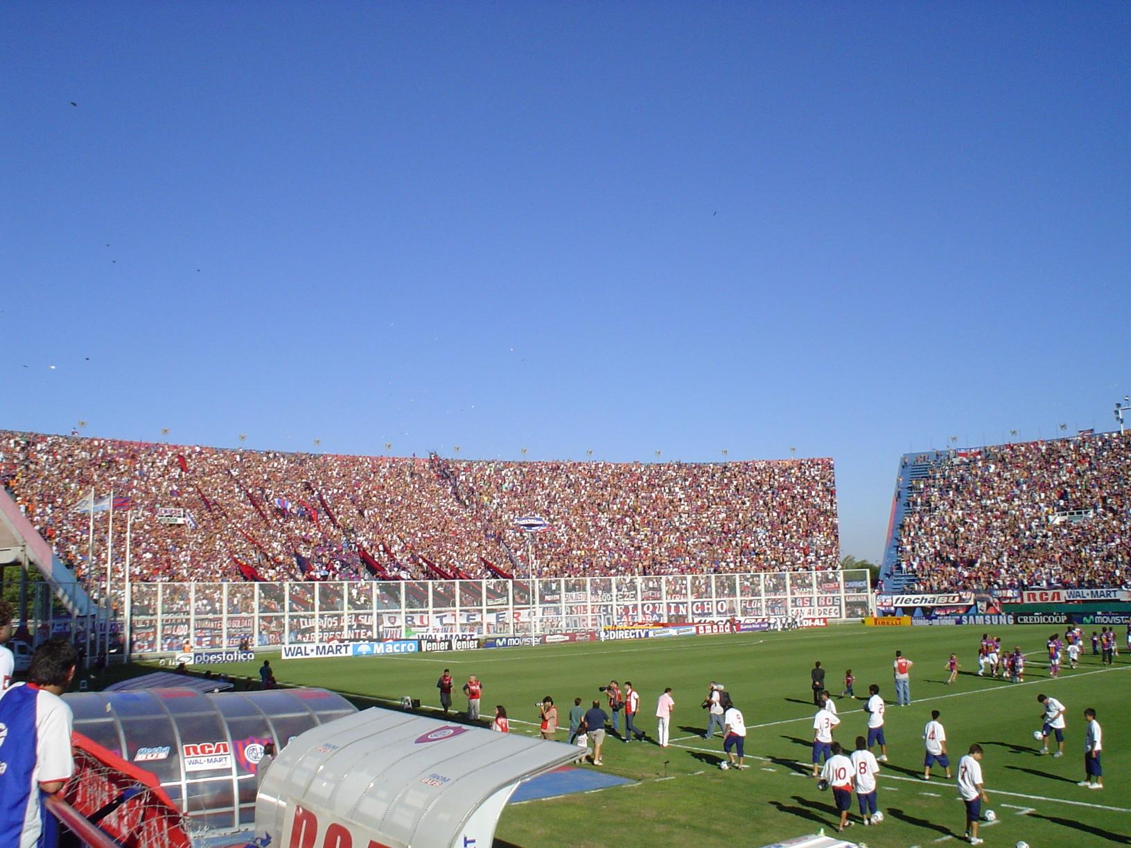 estadios de los equipos grandes
