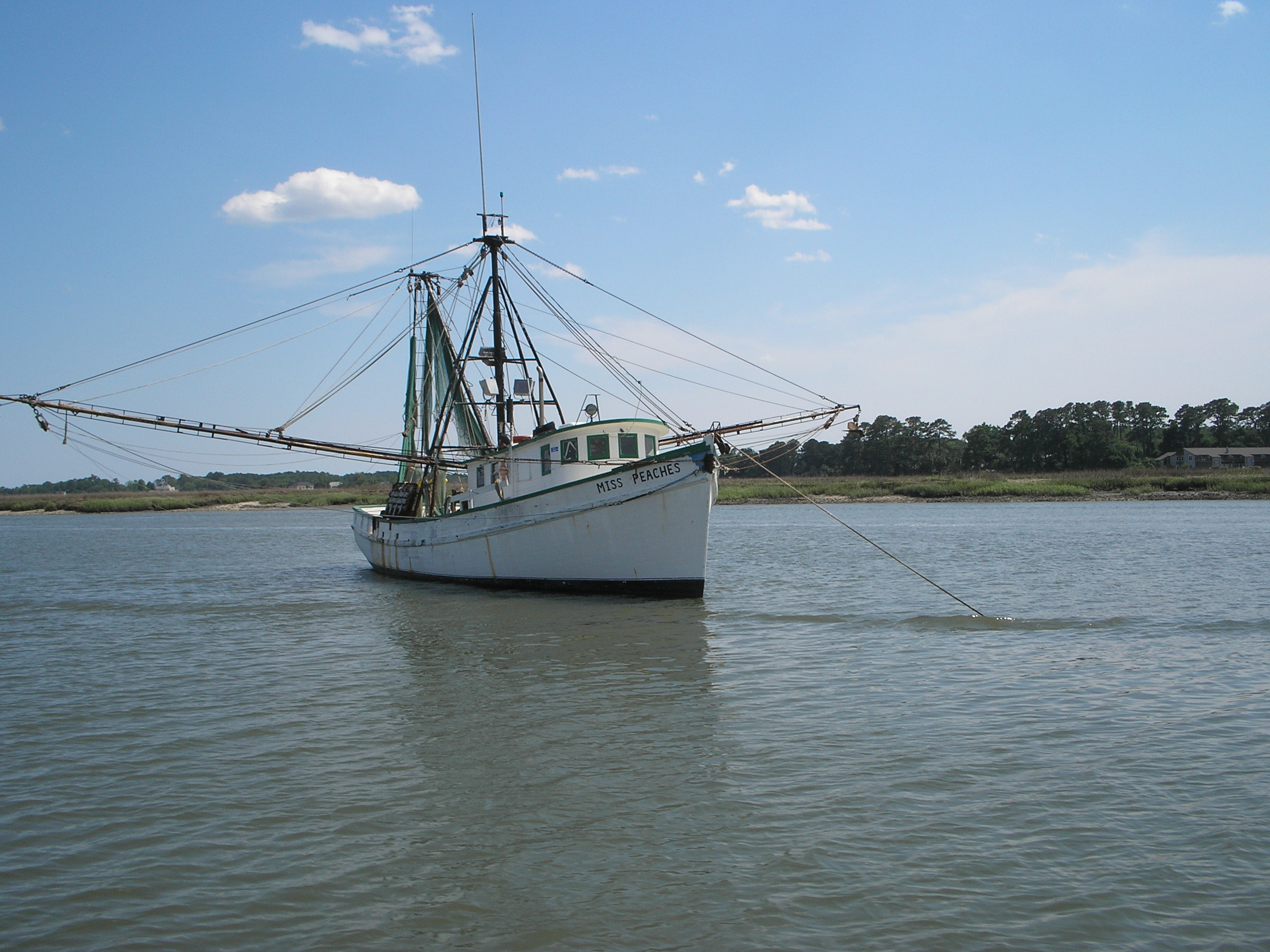 Used fishing boats for sale in north carolina